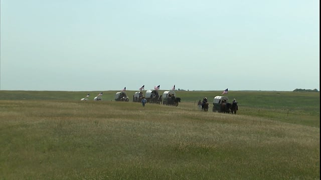 north-dakota-wagon-train